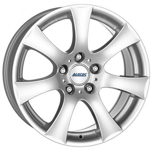 Alutec V 8.5x18 5x120 ET 14 Dia 76.1 Polar Silver / Серебристый