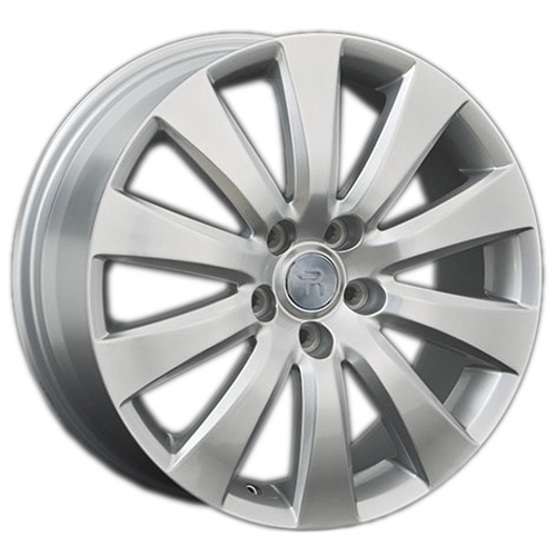 Ford FD82 7.5x18 5x114.3 ET 44 Dia 63.3 S / Серебристый