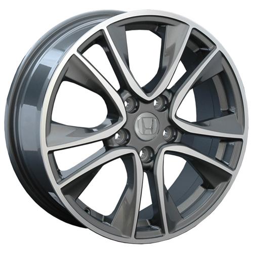 Honda H36mg 6.5x17 5x114.3 ET 50 Dia 64.1 GMF / Серый с полировкой