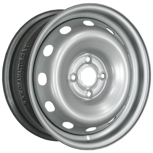 Magnetto 15003-S 6x15 4x100 ET 48 Dia 54.1 Silver / Серебристый