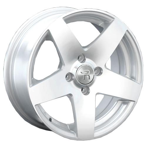 Opel OPL69ms 6.5x15 5x110 ET 35 Dia 65.1 SF / Серебристый с полировкой