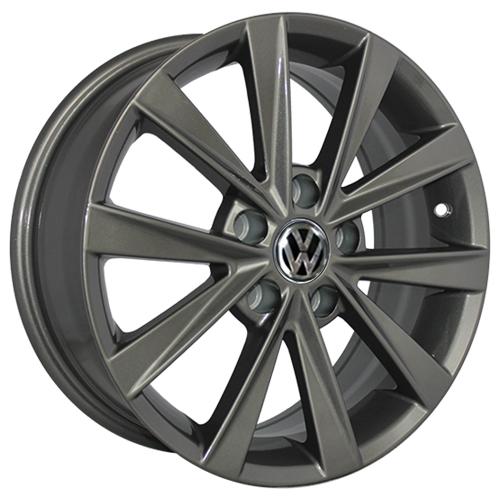 Volkswagen VV116gm 6.5x16 5x112 ET 33 Dia 57.1 GM / Графитовый