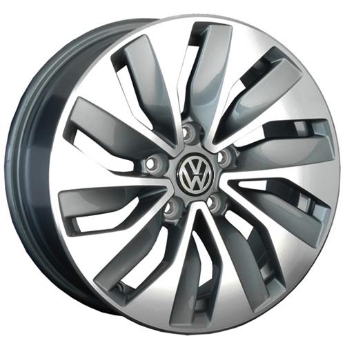 Volkswagen VV156mg 6.5x16 5x112 ET 42 Dia 57.1 GMF / Серый с полировкой