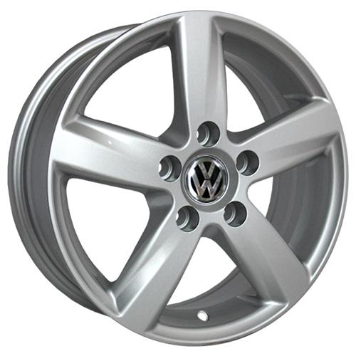 Volkswagen VV51 6x15 5x112 ET 47 Dia 57.1 S / Серебристый