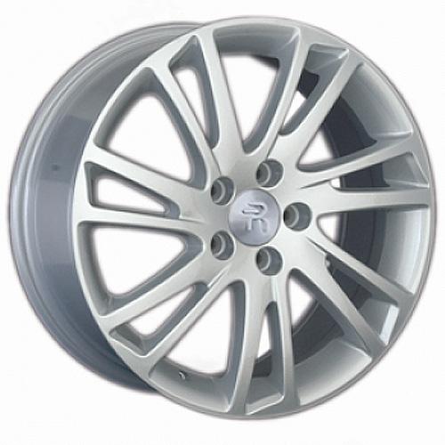 Volvo V23 7.5x17 5x108 ET 49 Dia 67.1 S / Серебристый